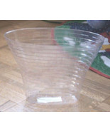 Longaberger 2002 May Geranium Regular Plastic Protector Only New Authentic - $11.83