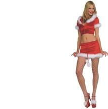 Christmas - Secret Wishes - Snow Vixen - Size Small - Sexy Santa Costume - $29.45