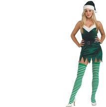 Christmas - Secret Wishes - Sassy Elf - Size Medium - Sexy Ladies Womens Costume - $29.45