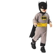 Batman - Costume - Newborn - 0-9 Months - Baby Bat Man Dark Knight - $17.39