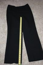 Ann Taylor Loft Petites Size 2 Black Wool Blend with Lining - $24.99
