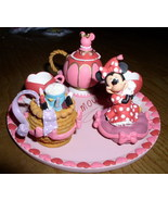 Disney Minie Mouse miniature Tea Set - $44.99