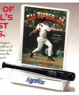 CAL RIPKEN JR., SIGNATURE BAT, genuine authenti... - $14.69