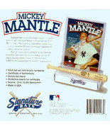 MICKEY MANTLE, Signature Bat, NEW YORK Yankees,... - $16.65