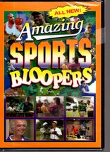 DVD - Amazing Sports Bloopers - $4.95