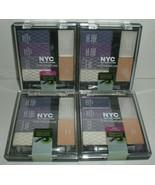 NYC New York Color Individual Eyes Eyeshadow #947 Soho Grand Lot of 4 Da... - $23.36