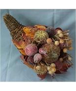 Centerpiece, Autumn Cornucopia - $24.00