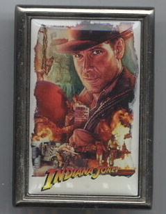 Disney Indiana Jones Poster Pin/Pins