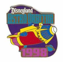 Disney DL  1998  Attraction Astro Orbiter ride Pin/Pins - $39.00