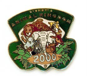 Primary image for Disney's Animal Kingdom - 2000  pin/pins