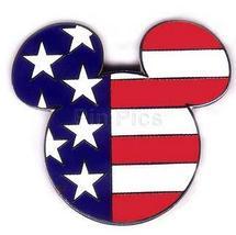 Disney Mickey Mouse USA  Epcot World Showcase pin/pins - $23.93