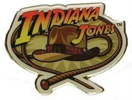 Disney Indiana Jones Hat & Whip  pin/pins - $18.59