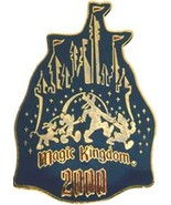 Disney Magic Kingdom Castle - 2000  pin/pins - $16.98