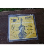 Vintage One String Fiddle by Paul Wing Record 4... - $20.00