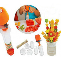 Creative Kitchen Accessories Cooking Tools Plastic Fruit - $15.95