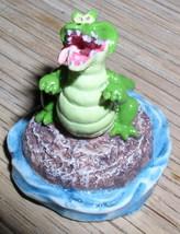 Disney Peter Pan  Tic Tock Crock miniature cheap - $26.51