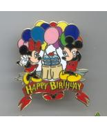 Disney Mickey & Minnie Happy Birthday Pin/Pins - $49.99
