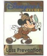 Disneyland  Cast Member only Loss Prevention  pin/pins - $44.99