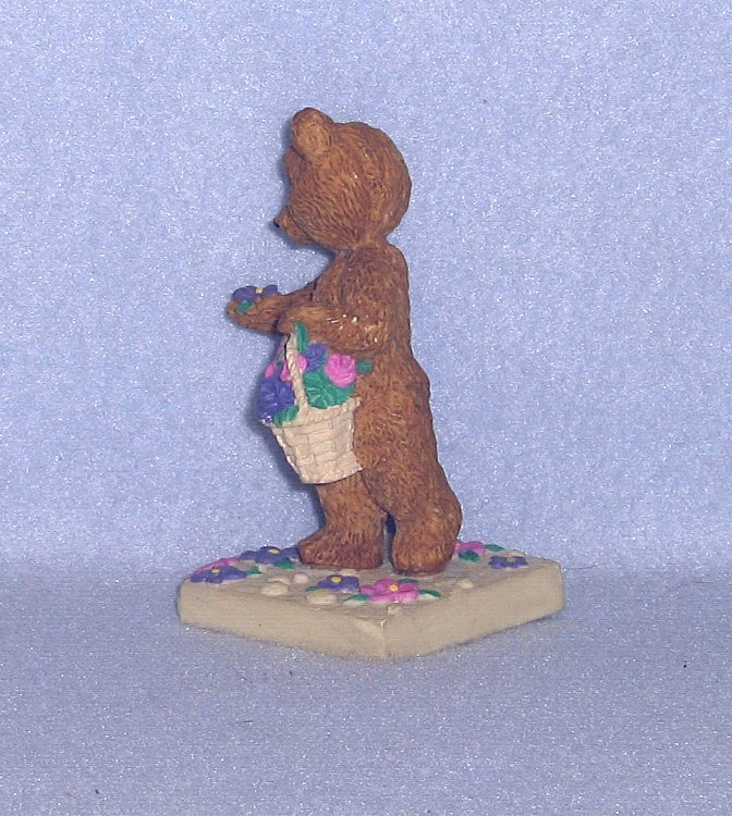 Avon Days of the Week Bears Tuesday's Bear is Full of Grace