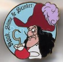 Disney Peter Pan Capt Hook CM only Lanyard  pin/pins - $16.43