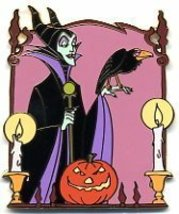 Disney Maleficent Halloween Frame  Auction LE Pin/Pins - $39.99