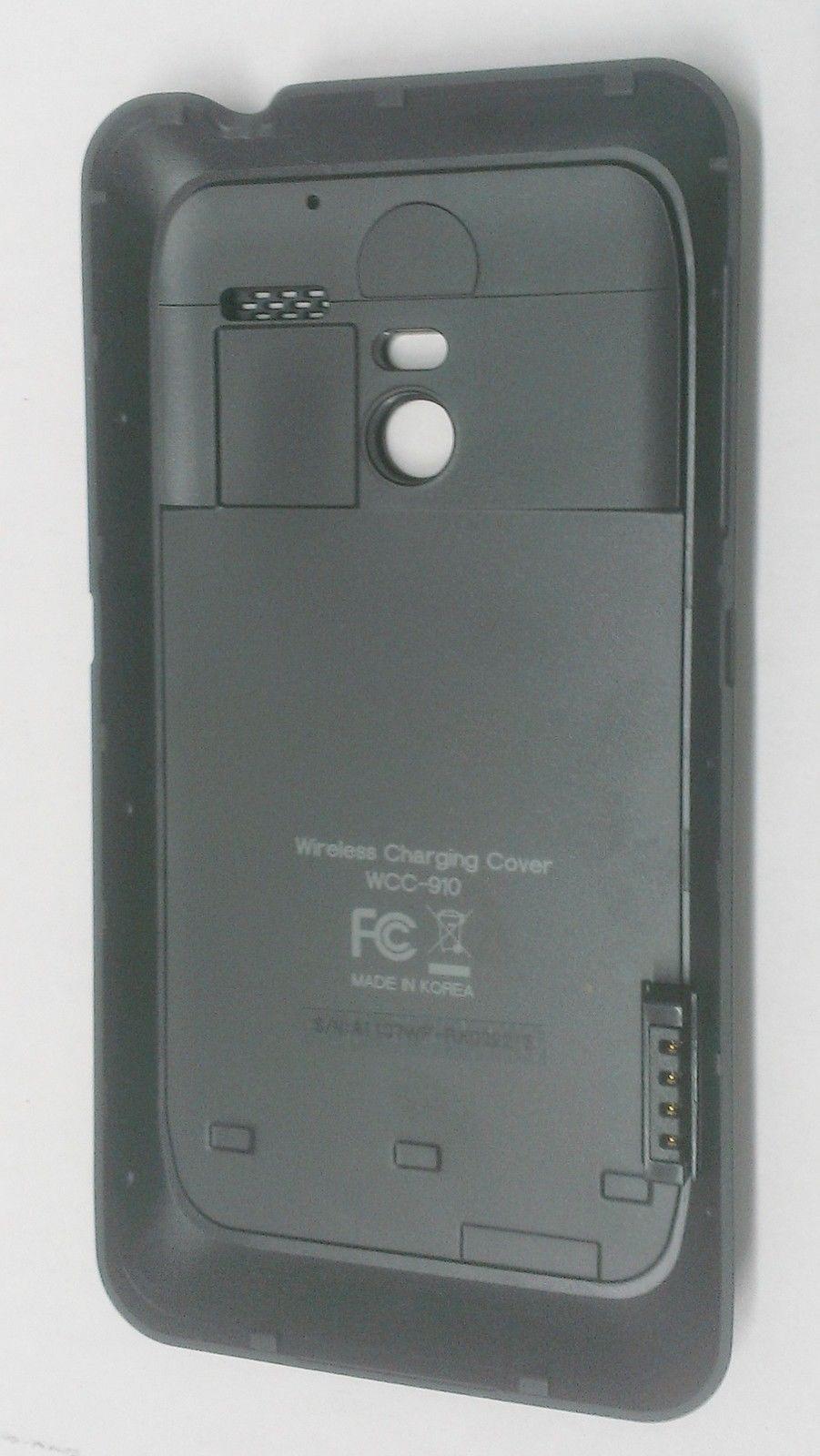 New OEM LG Revolution VS910 Wireless Charging Inductive Back Cover Door Verizon