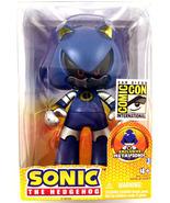 Sonic the Hedgehog: Metallic Sonic Action Figure SDCC 2009 Brand NEW! - $49.99