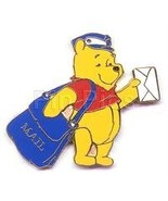 Disneyland Winnie Mail Carrie Mailman Pin/Pins - $39.99