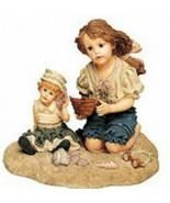 "Boyds Bears*Dollstone Coll. ""Lucinda & Dawn..By the Sea""#3536 *NEW*1999*... - $10.99"