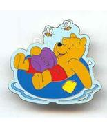 Disney Winnie the Pooh inner tube with bees pin/pins - $19.34