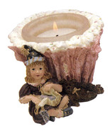 """Boyds Dolltone Votive""""Felicity with Bennington""""#27952- Birthday -NIB-  R... - $19.99"""