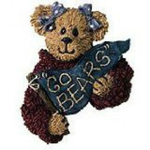 "Boyds Bearwear ""Kimberly Cheerennshout.. Got Spirit?"" Cheerleader Pin #26053*New - $4.99"
