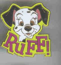 Disney 101 Dalmatians Ruff! Lanyard CM Only  Pin/Pins - $16.32