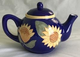Tea Pot, Sunflower - $20.00