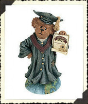 "Boyds Bearstone""Hugh Didit..Celebrate!"" #227784*2E *NEW*2002 *Retired - $12.99"