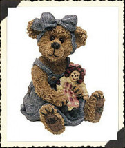 "Boyds Bearstone ""Sally Quignapple w/Annie Ole Friends""  #227760-1E-NIB- ... - $10.99"