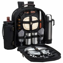 Picnic at Ascot - Deluxe Equipped 2 Person Picnic Backpack with Coffee S... - €100,64 EUR