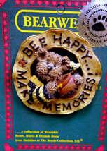 "Boyds BearWear ""Buzzby.. Bee Happy"" 2006 FoB Club Kit Pin-#02006-11-New Retired - $9.99"