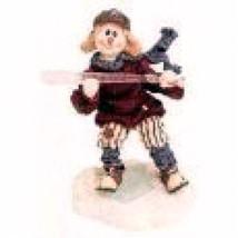 """Boyds Bear* WeeFolkstone..SnowPeople """"Pee Wee Buntsalot"""" #36516*1E*Retir... - $16.99"""