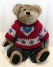 "Boyds Bears ""Freddy Beanberger""  10"" Plush Bear-  #944904- NWT- 1998 - Retired - $19.99"