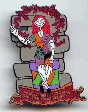 Disney Sally NMBC  DLR - 13 Treats  pin/pins