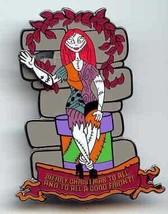 Disney Sally NMBC  DLR - 13 Treats  pin/pins - $21.06