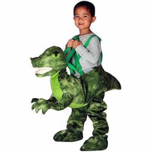 Halloween Costume T Rex Dino Rider 3T/ 4T NEW Dinosaur Ride-On  - $41.71