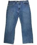 Harley Davidson Motor Clothes Jeans 40x31 Distressed 100% Cotton  - $26.72