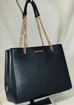 NWT Michael kors Ellis Large leather tote shoulder bag - $112.00