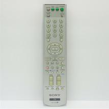 Sony RM-Y1104 TV Remote KLV21SR2, KLVS15G1, KLVS15G10, KLVS20G10, KDE55X... - $13.39