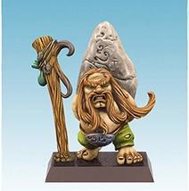 Spellcrow Game Miniatures Dwarf Druid