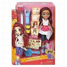 MGA Vi and Va Fashion Designer Viviana Doll Set - $18.80