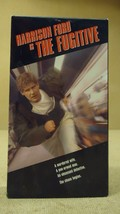 WB The Fugitive VHS Movie  * Plastic * - $4.34