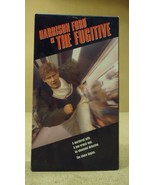 WB The Fugitive VHS Movie  * Plastic * - $4.34